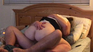 Amateur homemade orgasm