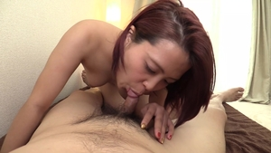 Exotic woman asian in HD