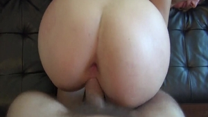 Rough fucking in company with amazing babe
