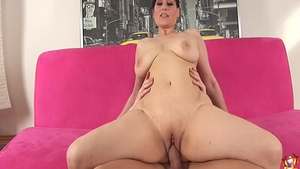 At casting starring large boobs hawt european slut