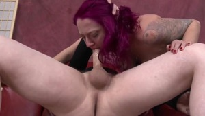 Stiff MILF cumshot at the audition