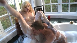Sex scene accompanied by wife