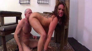 Tattooed Tory Lane fetish rimming
