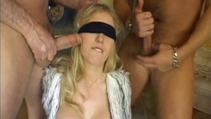 Sexy blonde Michelle B wishes for raw fucking